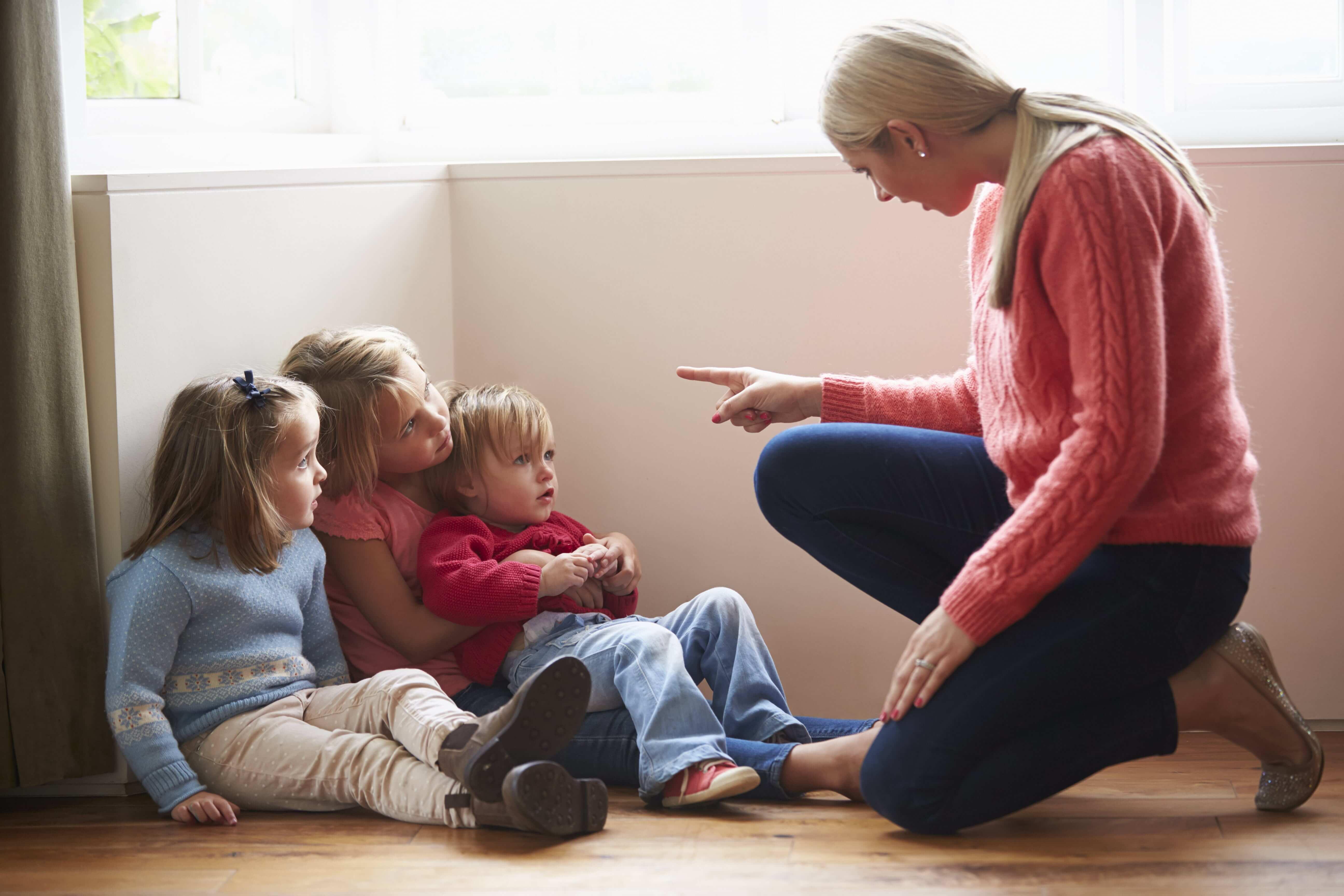 Дети-погодки - испытание не для слабых - психолог