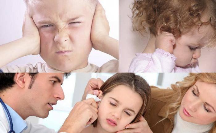 Серозный отит у детей и взрослых: причины, симптомы, лечение