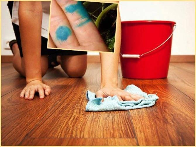 Чем быстро отмыть зеленку и фукорцин с кожи ребенка после ветрянки: домашние способы. чем и как отмыть зеленку с кожи быстро и просто