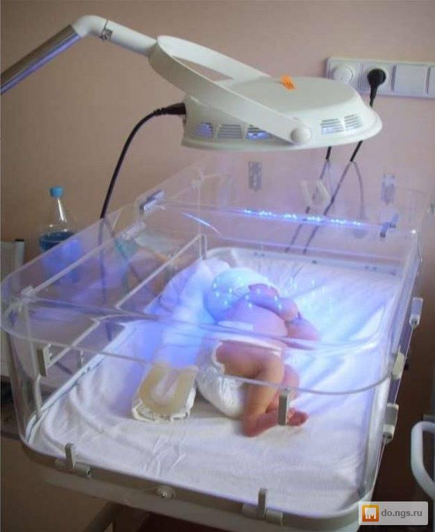 Лампа от желтушки для новорожденного. какую купить, взять напрокат, сколько лежать под ультрафиолетовой лампой