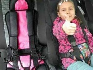 Со скольки лет детское кресло в машину
