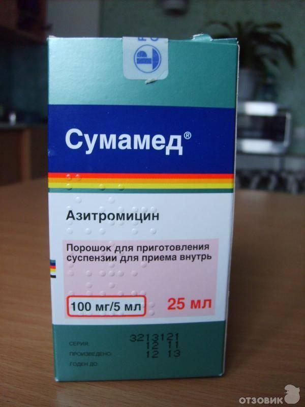 Антибиотики от простуды недорогие и эффективные: перечень средств