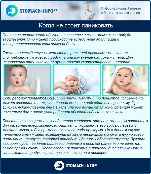 Как помочь новорожденному при газах: эффективные методы
