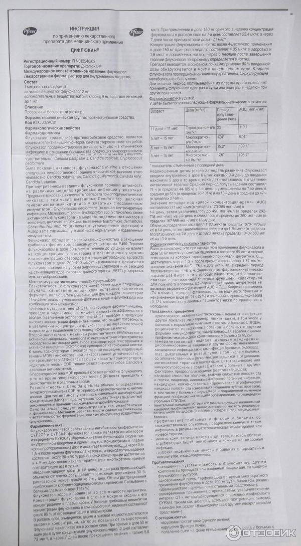 Суспензия дифлюкан для детей: инструкция по применению сиропа флуконазола | konstruktor-diety.ru