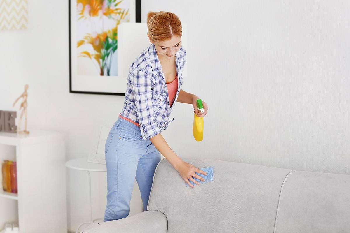 Как убрать запах мочи с дивана: лучшие средства, советы и отзывы