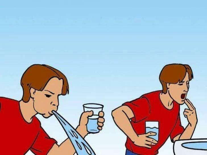 Как остановить сильную рвоту у ребенка
