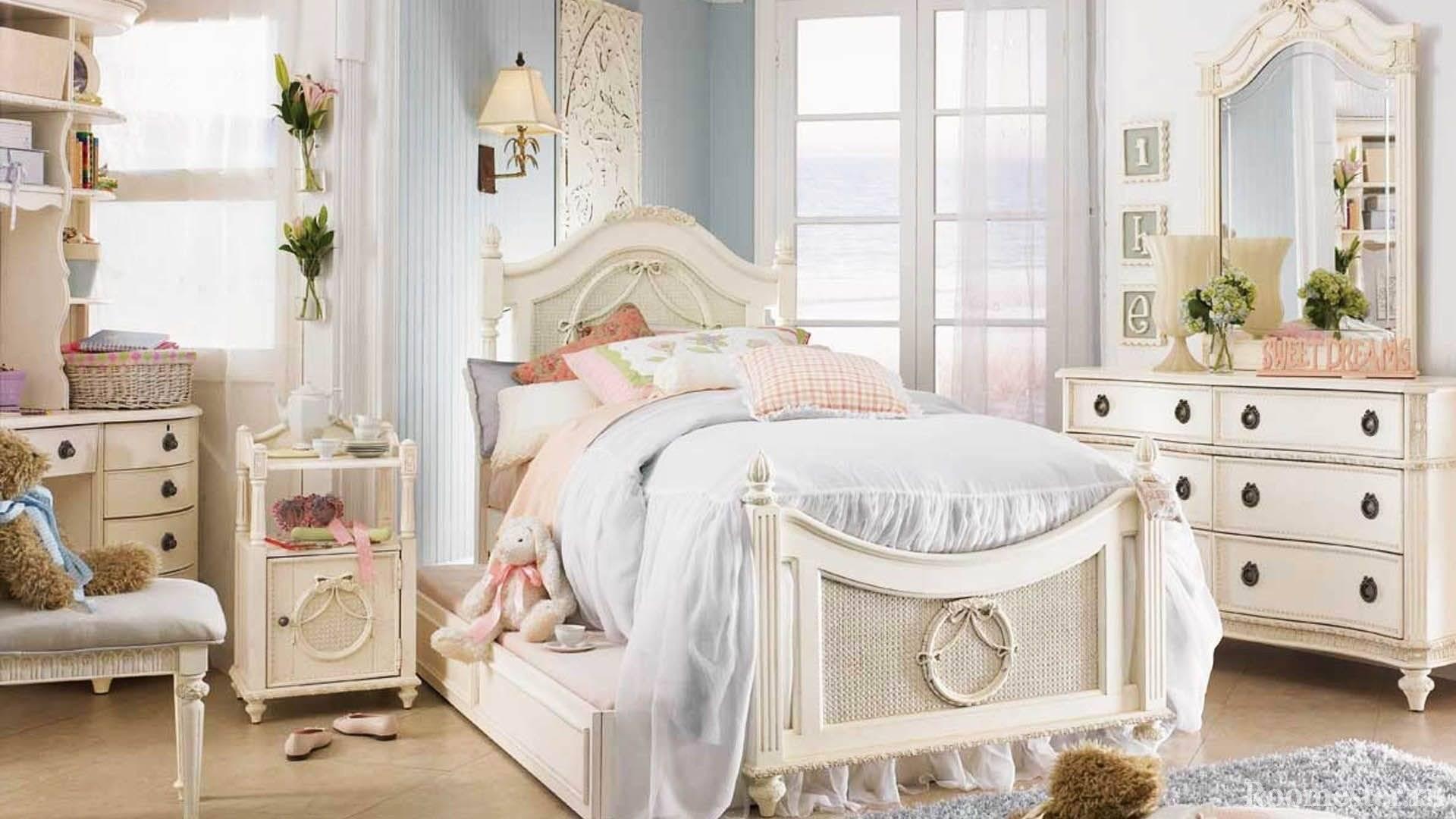 Детская в стиле прованс для девочки или мальчика: интерьер комнаты для девушки и парня подростка