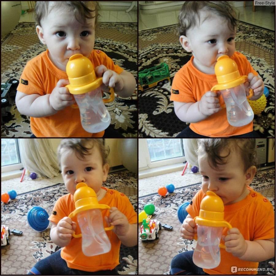 Как научить ребенка пить воду: из поильника, проглотить капсулу и таблетку