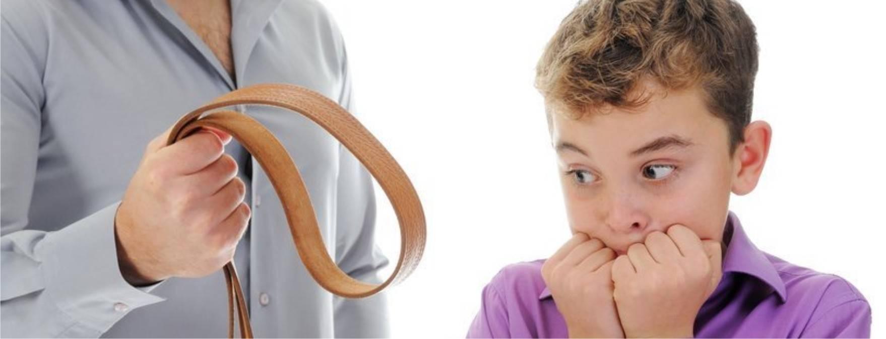 Воспитание ребенка: бить или не бить?