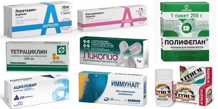 Лечение грибка кожи: мази и препараты недорогие, но эффективные