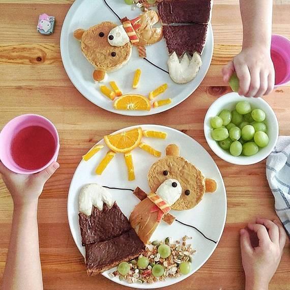 Меню ребенка в 1 год на неделю: для детей + рецепты