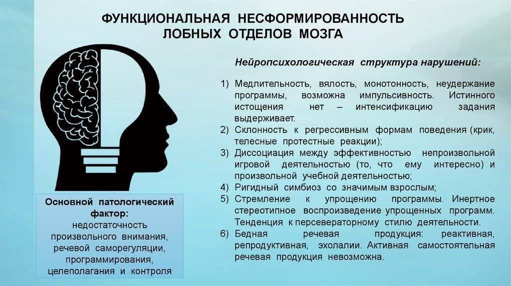 Незрелость коры головного мозга ребенка: последствия и лечение новорожденных | заболевания | vpolozhenii.com