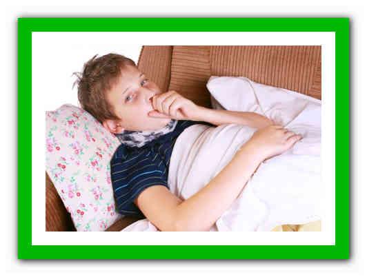 У ребенка по утрам кашель