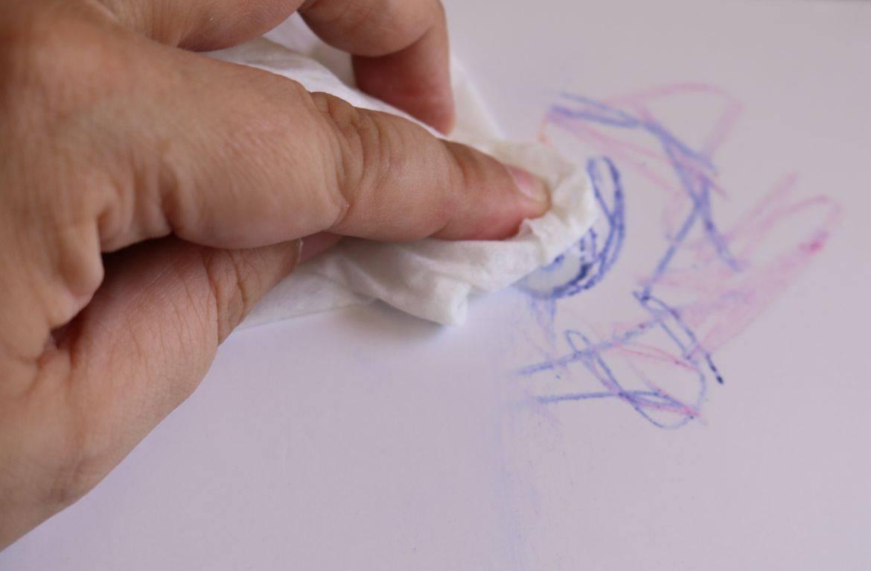 Что делать, если ребенок разрисовал себя фломастером – чем оттереть следы с кожи лица и тела? - ваш врач
