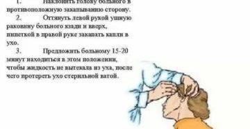 Техника закапывания капель в глаза, нос и ухо ребенку раннего возраста. алгоритм закапывания капель в глаза, нос и уши