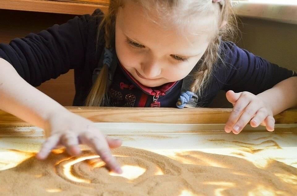 Рабочая программа по развитию эмоциональной и познавательной сферы средствами песочной терапии детей дошкольного возраста                                рабочая программа на тему