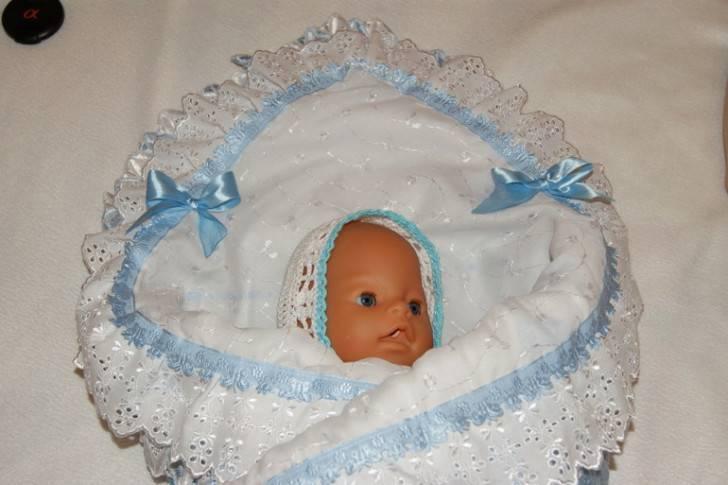 Как сшить зимний конверт для новорожденного своими руками, что выбрать конверт или комбинезон, теплый конверт для новорожденного по шагам