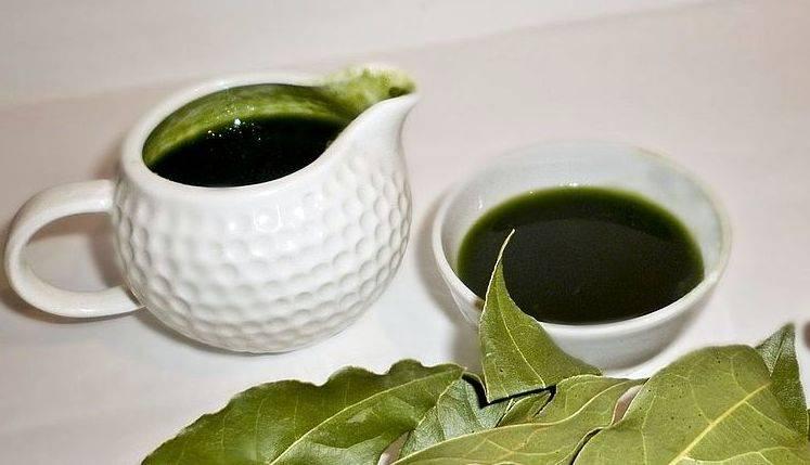 Наружное и внутреннее применение средств из лаврового листа от аллергии