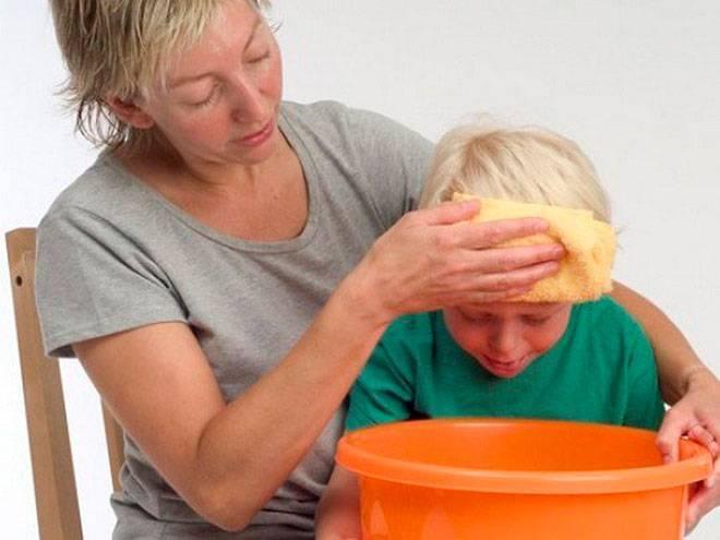Доктор комаровский: что делать, если у ребенка рвота