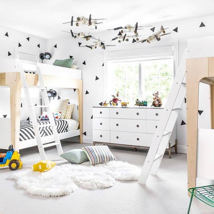 Дизайн детской в скандинавском стиле   the architect