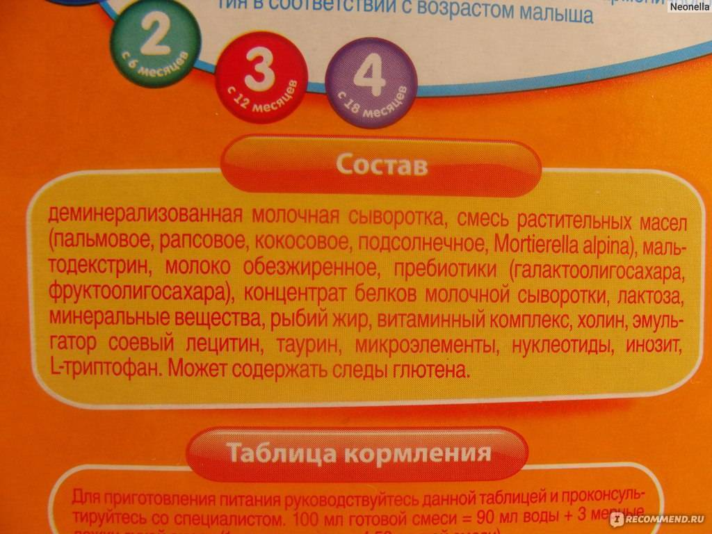 """Детская смесь малютка. смесь для новорожденных """"малютка"""": состав, виды детского питания и инструкция по применению можно ли малютку 2 детям до 6"""