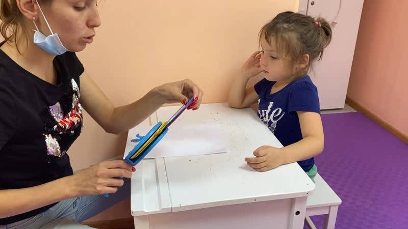 Задержка речевого и психоречевого развития у детей