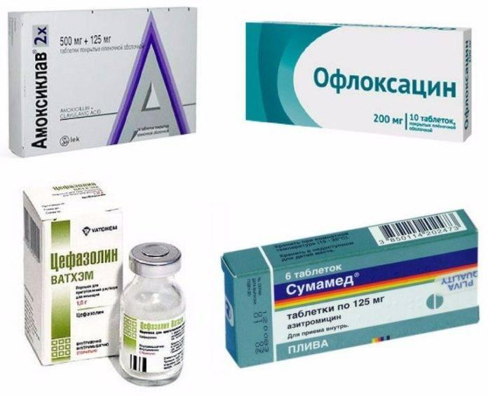 Антибиотики при бронхите у детей: названия и список лучших