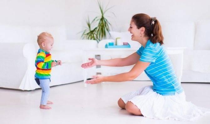 Как учить ребёнка говорить