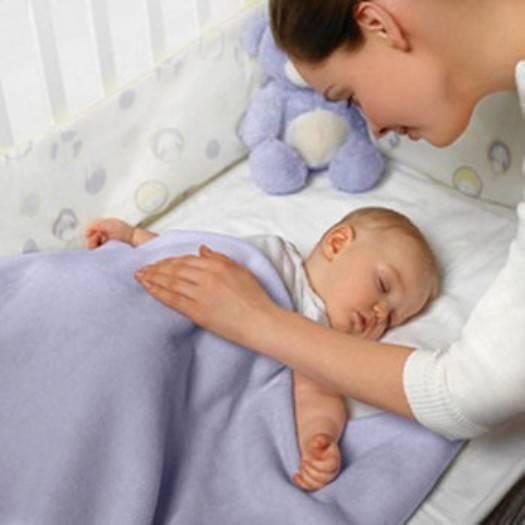 Как приучить ребенка засыпать без грудного кормления