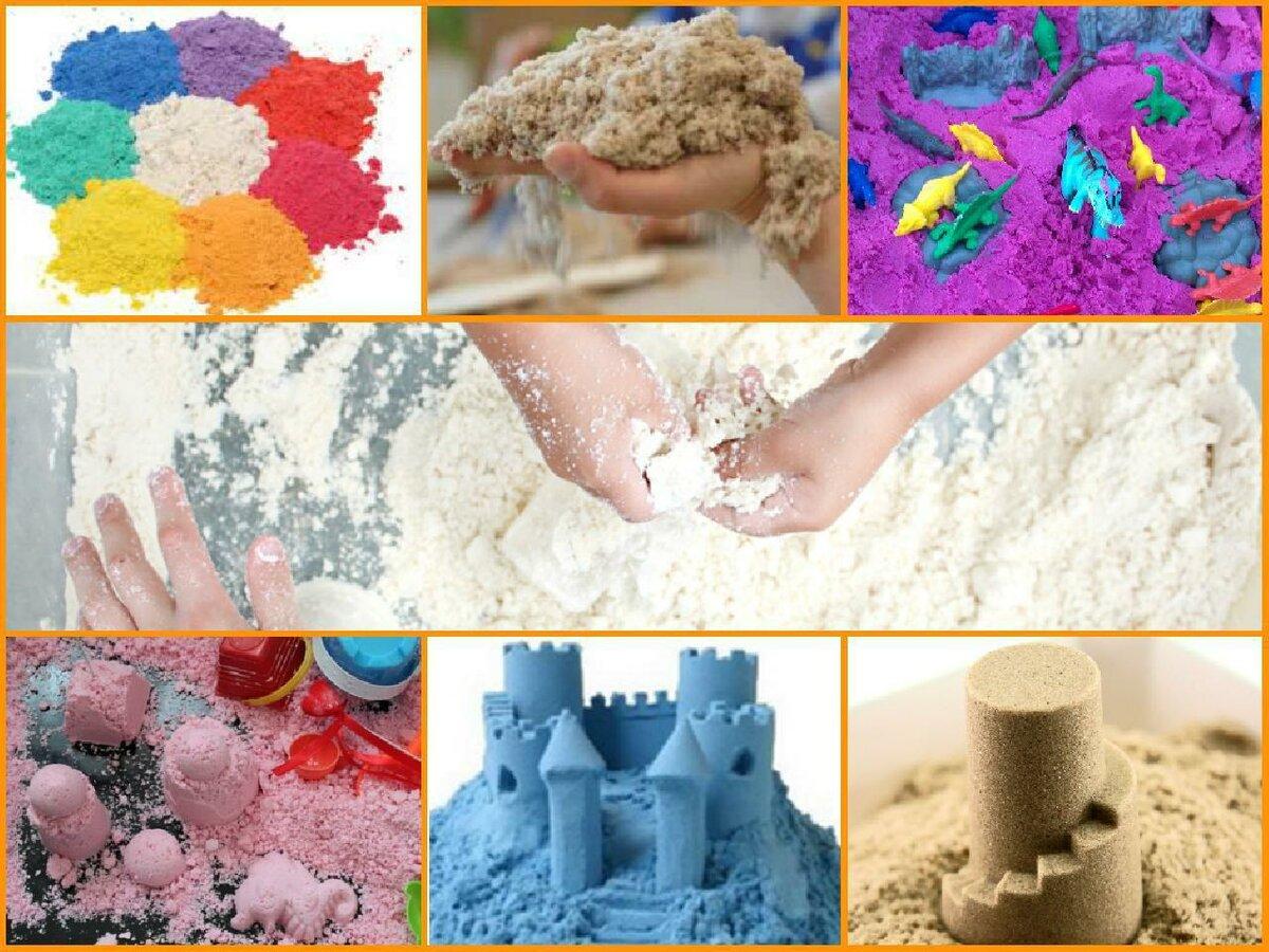 Как сделать кинетический песок в домашних условиях? чем полезен, рецепты | welady.ru | яндекс дзен