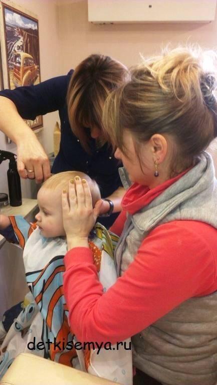 Нужно ли стричь ребенка в год - развитие ребенка
