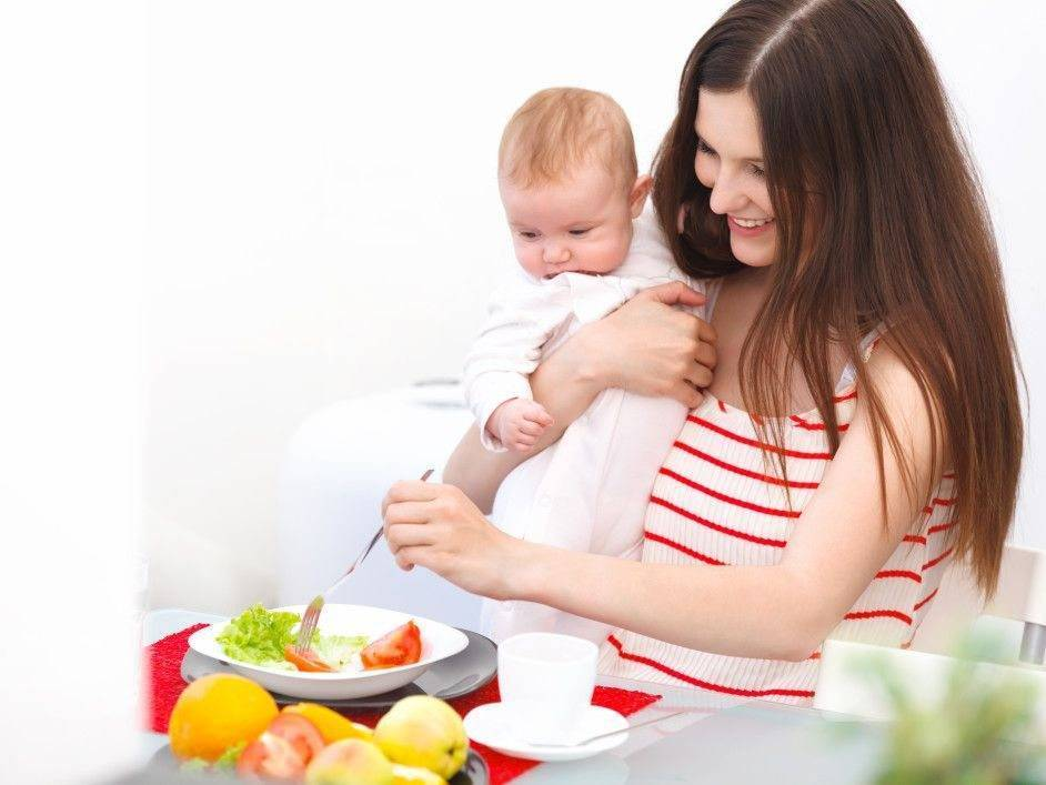 Что нельзя кушать кормящей маме после родов, чтобы не было коликов