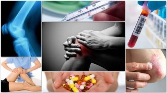 Инфекционный артрит: симптомы и лечение, причины, виды патологии