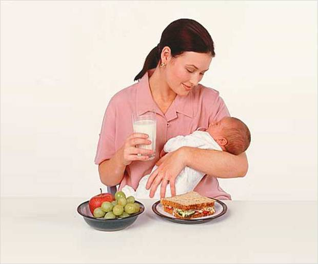 Можно ли мороженое кормящей матери?