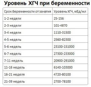 Что такое хгч и может ли этот анализ ошибаться   vseproberemennost.ru