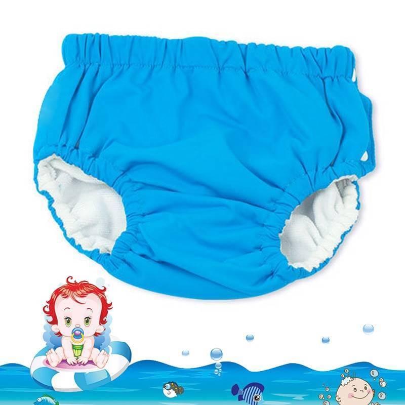 Как выбрать подгузники для плавания?