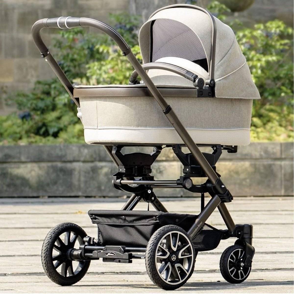 Самые дорогие коляски: детский транспорт по цене взрослого