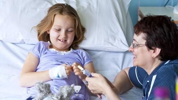 Выявление нейробластомы у детей