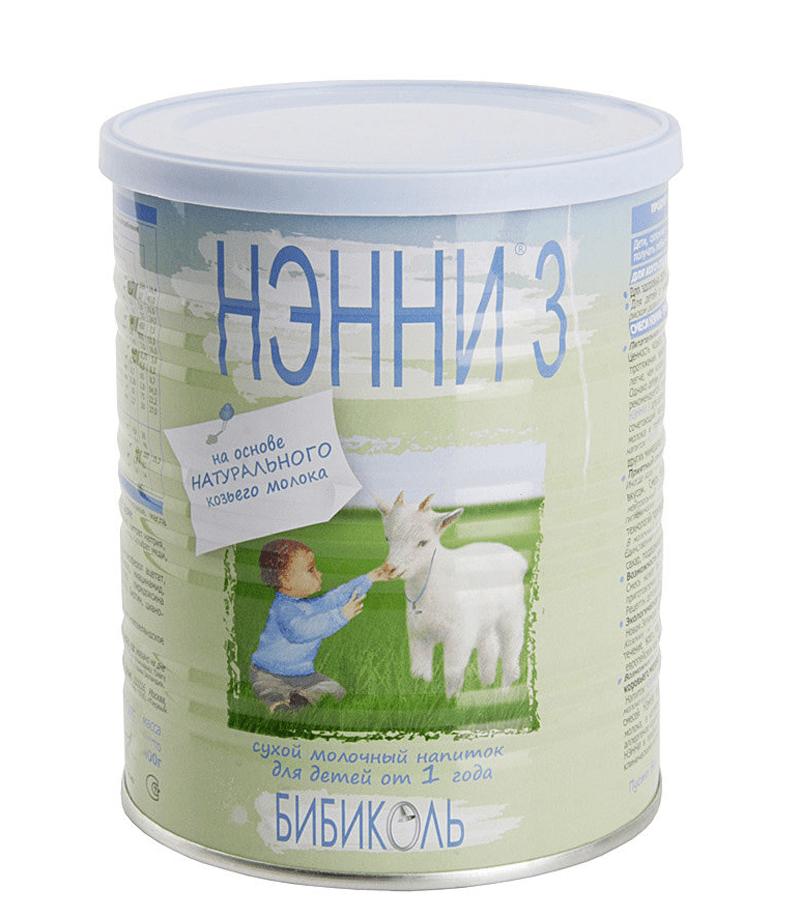 Детские смеси на козьем молоке: обзор популярных марок