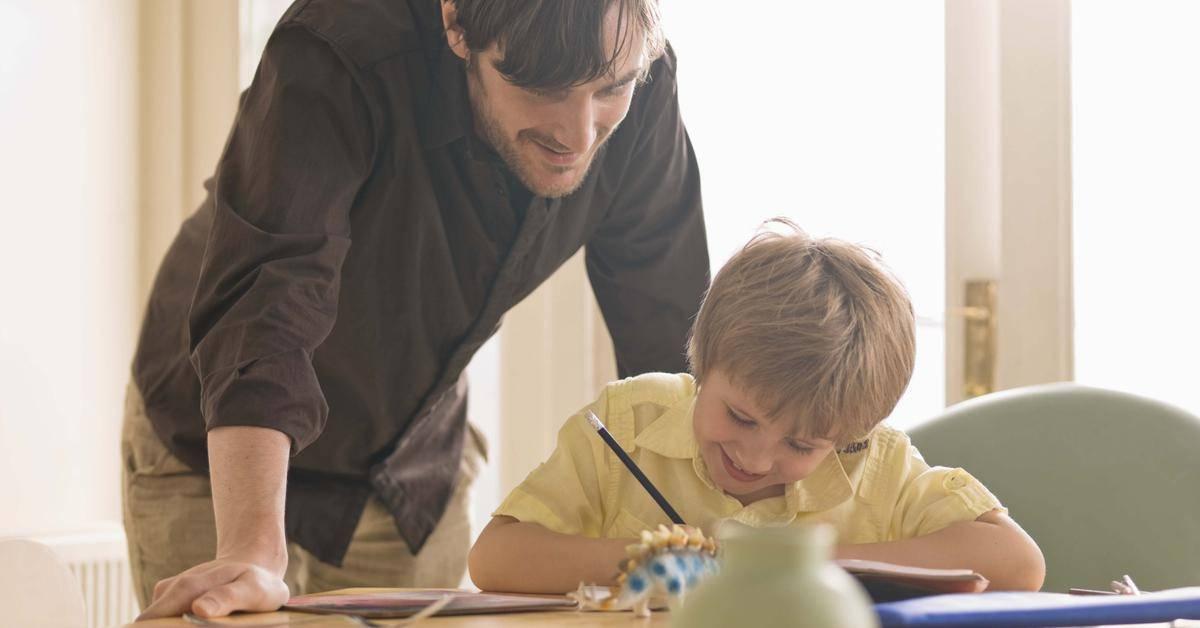 Как научить ребенка делать домашнее задание самостоятельно