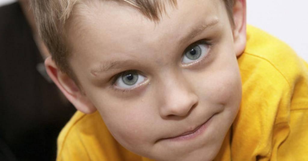 Синяки под глазами у ребёнка, причины появления