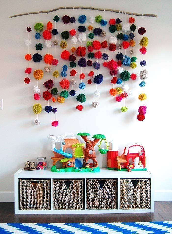 Декор комнаты для девочки-подростка своими руками: идеи украшений