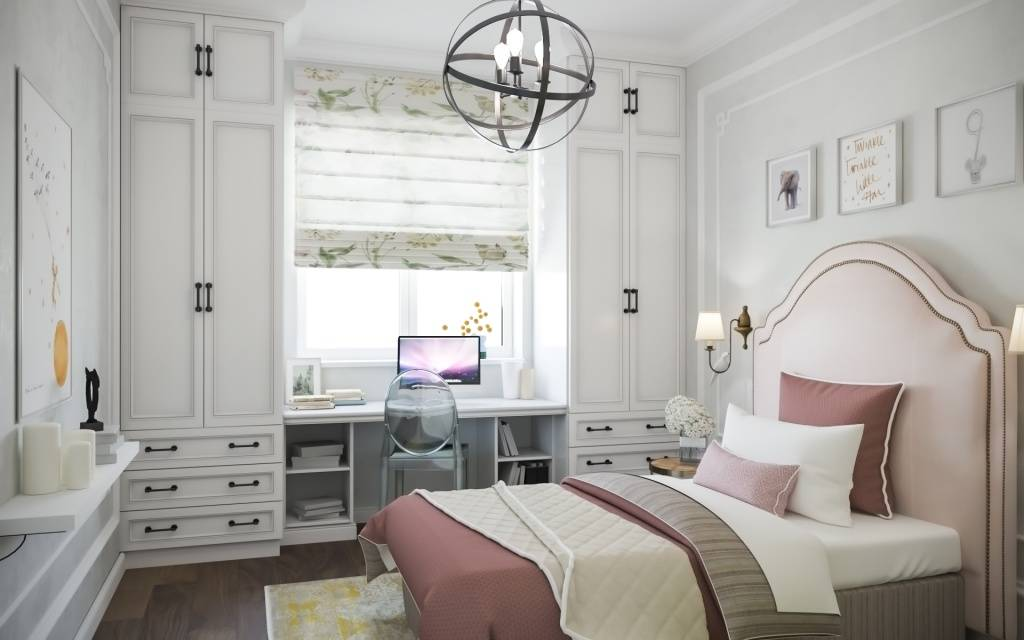 Дизайн комнаты для подростка: крутые варианты интерьера, фото идей обустройства