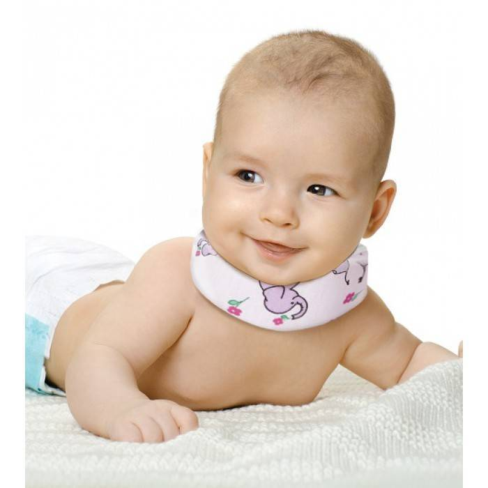 Воротник шанца для новорожденных: цена, как носить, показания к применению