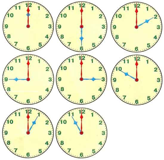 Как научить ребенка понимать время на часах со стрелками: обучение в игре (видео) | мыслим и говорим | vpolozhenii.com