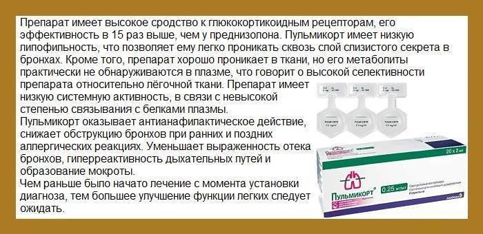 Пульмикорт для ингаляций: дозировка, особенности применения у взрослых и детей при кашле, гайморите, бронхите, показания, вред