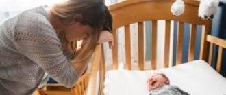 Плохой дневной сон грудничков – причины и методы устранения
