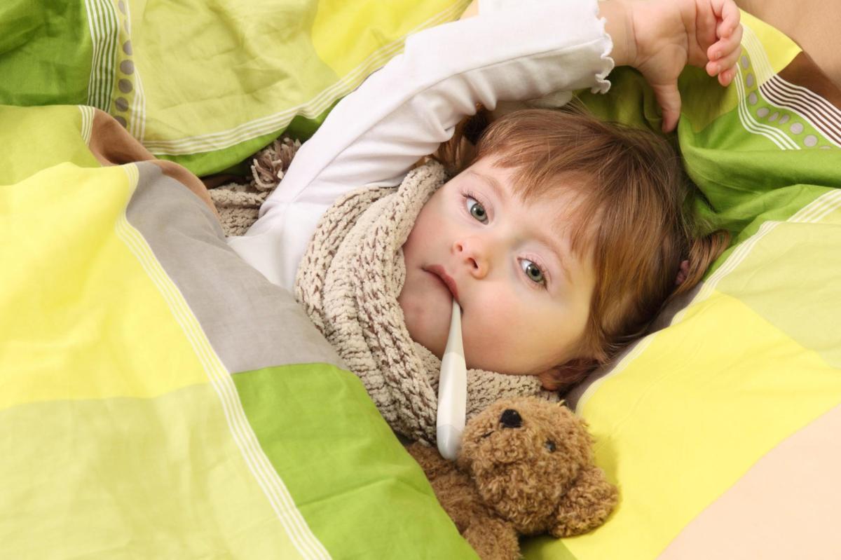 Ребенок часто болеет: кто виноват и что делать?