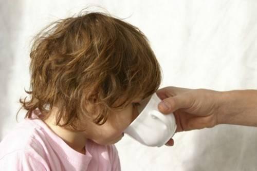 Применение рисового отвара при диарее у детей