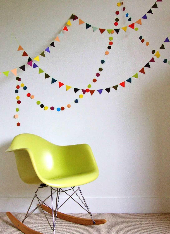Декор комнаты своими руками — интересные варианты материалов для декора и идеи декорирования от профессионалов +115 фото
